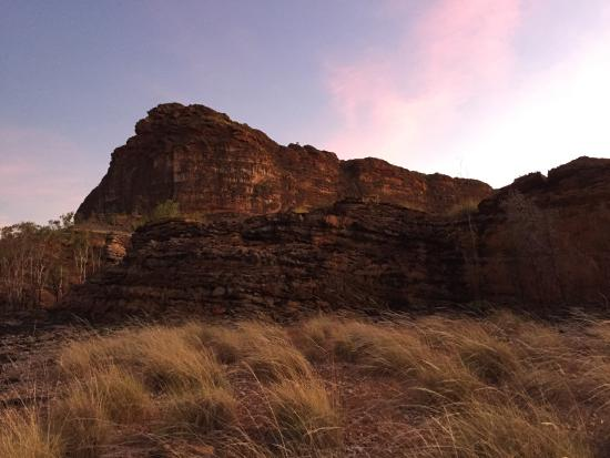 Keep River National Park: Sunrise at Keep River
