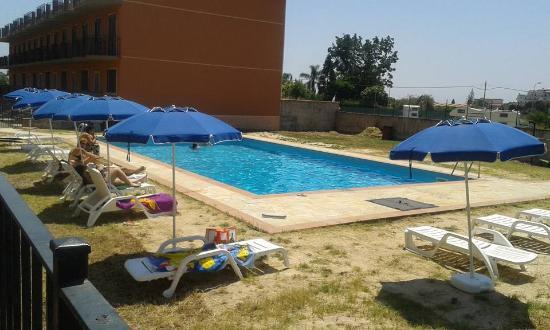 La Stella di NAXOS: foto piscina