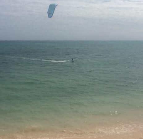 Exmouth Surf Centre: 2 brilliant days of kite surfing in Exmouth