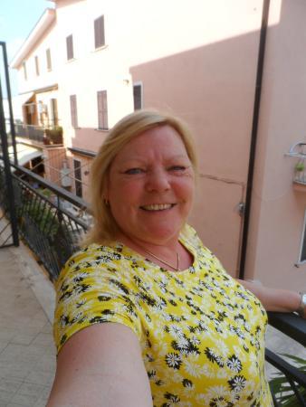 OC Hotel Villa Adriana: Balcony