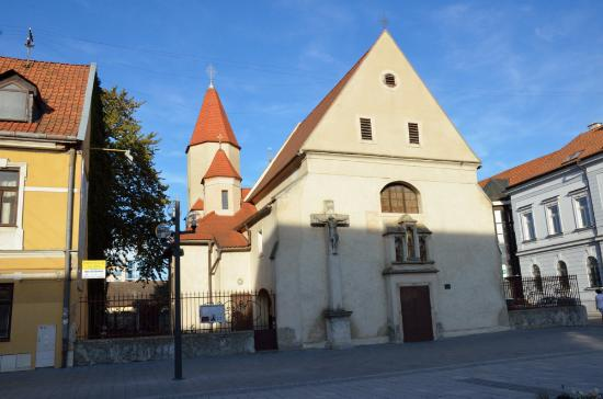 Church of St. Helena