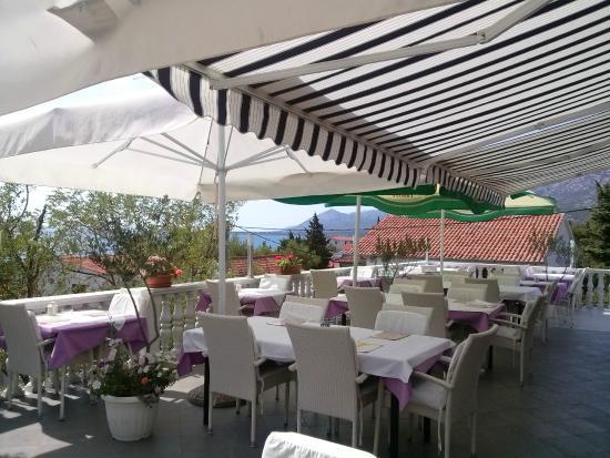 Jasenice, Kroatien: terrace