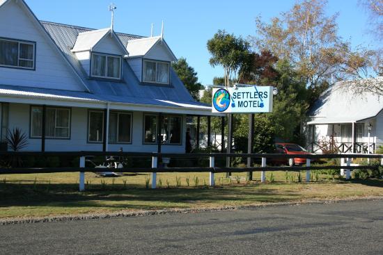 Photo of Settlers Motel Turangi