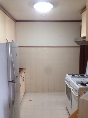 Puri Casablanca Serviced Apartment: The kitchen