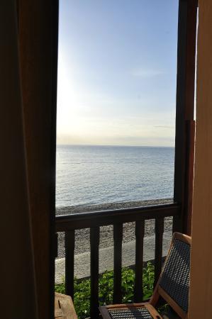 Kelly Hotel: Vista dalla camera