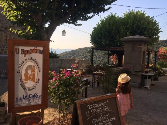 Soirée du 19 juillet 2015 à Sollacaro - repas entre amis