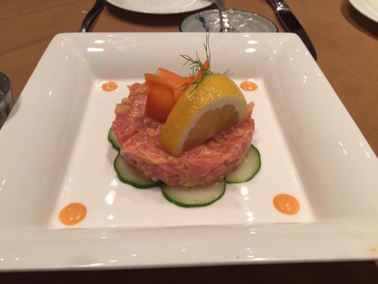アベニューステーキアンドロブスター, フィレステーキは柔らかくて美味しかったです。