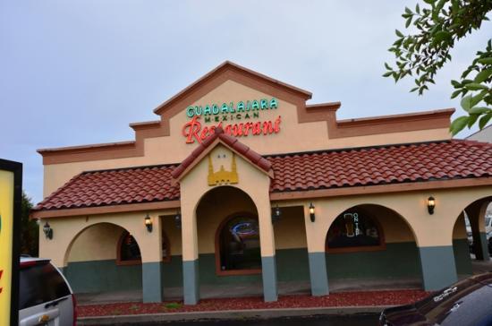 Le Restaurant Picture Of Guadalajara Mexican Restaurant