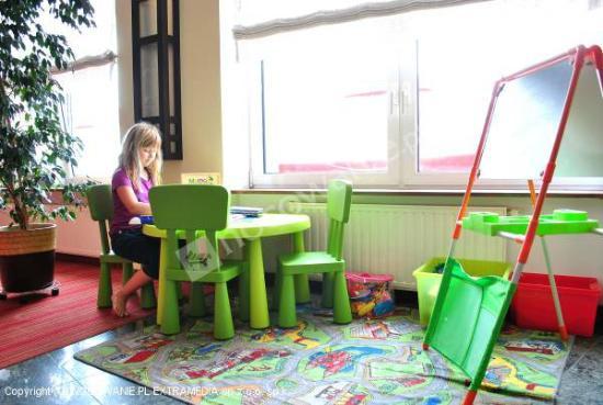 Gorski Hotel: Kącik zabaw dla dzieci