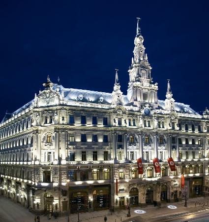 Outdoor View of Boscolo Budapest, Autograph Collection