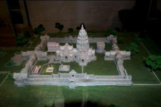 3D model of Park - Picture of Phanom Rung Historical Park ...