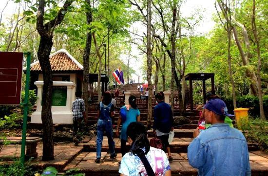 3D model of Park - Picture of Phanom Rung Historical Park (Prasat Hin Phanom ...