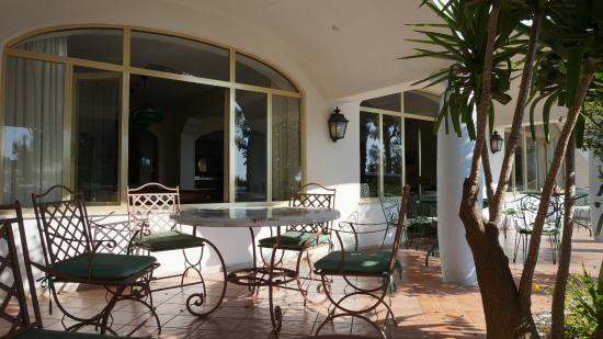 Parco Hotel Terme Villa Teresa : esterno