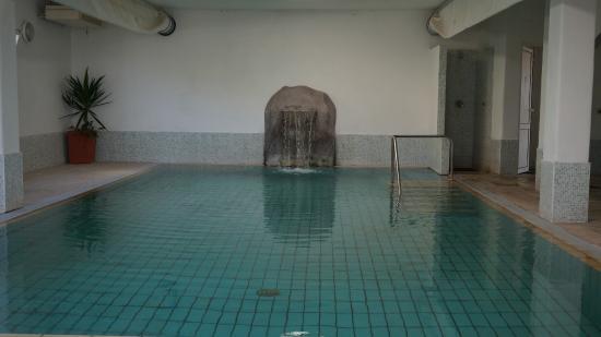Parco Hotel Terme Villa Teresa : piscina termale interna