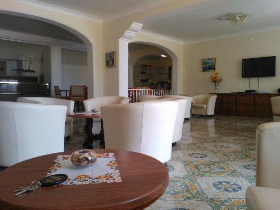 Parco Hotel Terme Villa Teresa : interno