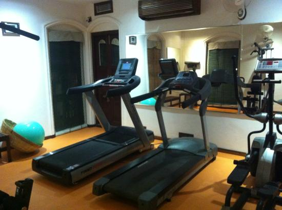 House Of Mangaldas Girdhardas: Gym