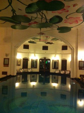 House Of Mangaldas Girdhardas: In-House pool