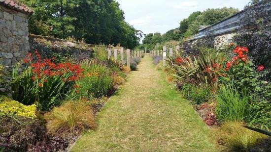 Aylesford, UK: Peace garden