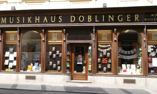 Musikhaus Doblinger