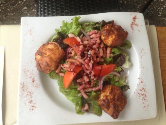 A La Fortune Du Pot : salade morvandelle