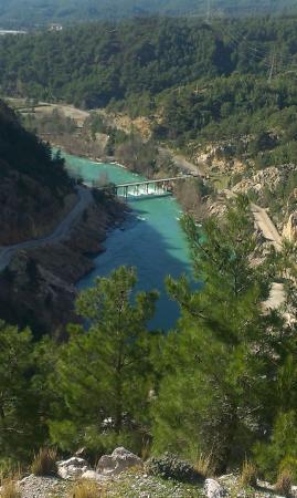 Seher Resort & Spa: tama  okolice Zielonego Kanionu