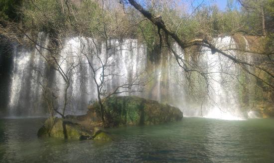 Seher Resort & Spa: wodospady Kursunlu