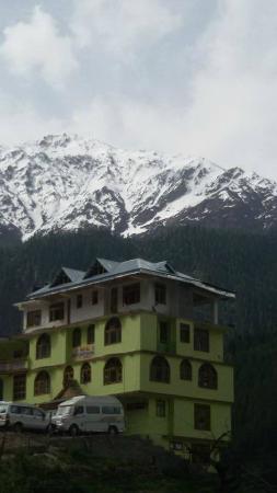 Hotel Dev Bhoomi Sangla : HOTEL PICKTURE