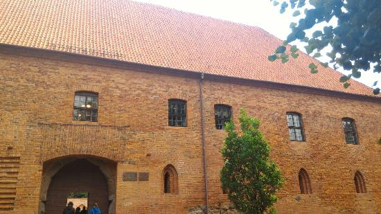Teutonic Castle Ostroda
