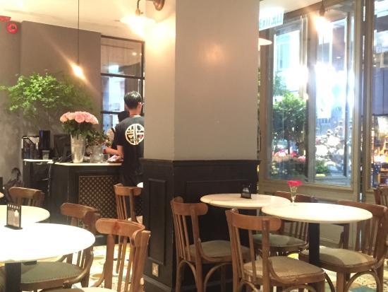 Agnes B Cafe Hk Menu