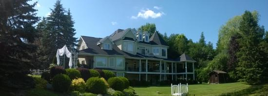 Nestleton, Canada: Property view