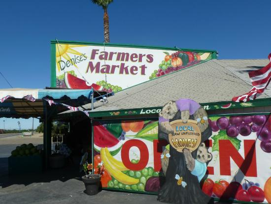 Ripon, CA: Denise's Farmers Market
