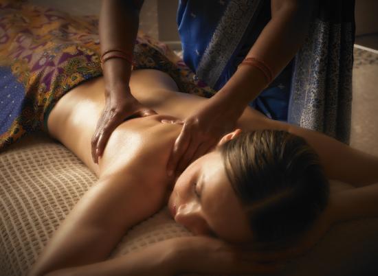 Westport Coast Hotel: Back Massage