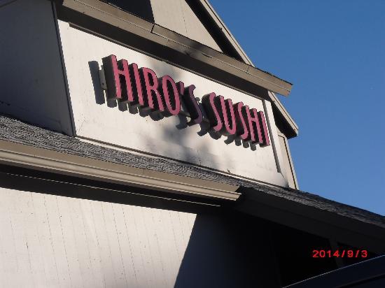 Hiro S Sushi Bar Japanese Restaurant Flagstaff Az