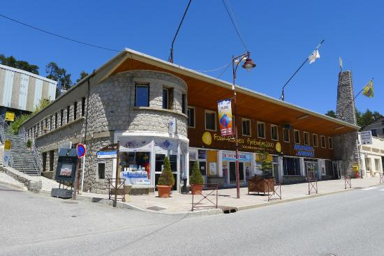 Office de Tourisme de Font-Romeu