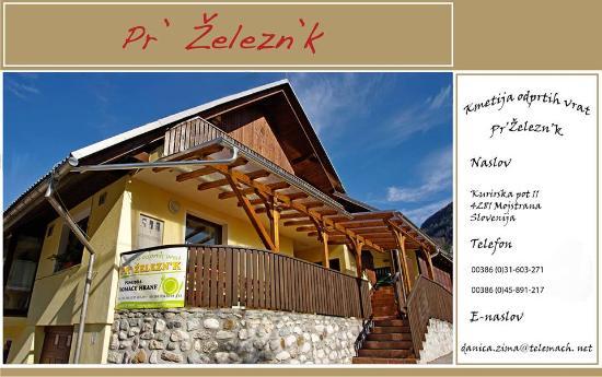 Tourist Farm Pr Zelezn'k