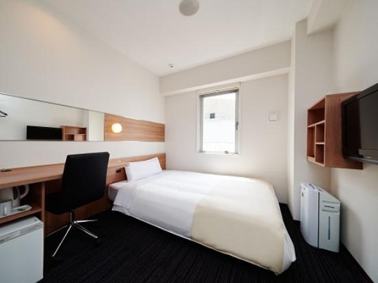 Super Hotel Nanba Nihonbashi: シングルルーム