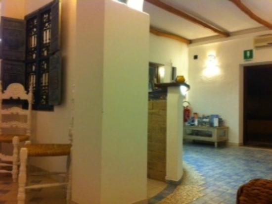 Papillo Hotels & Resorts Borgo Antico : RECEPCIÓN