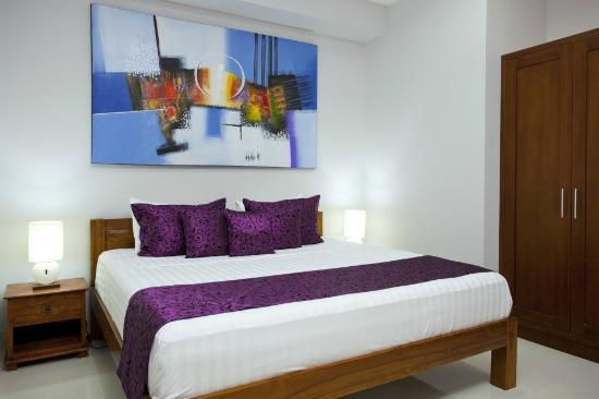 Villa Rendezvous Bali : Bedroom 3 upstairs
