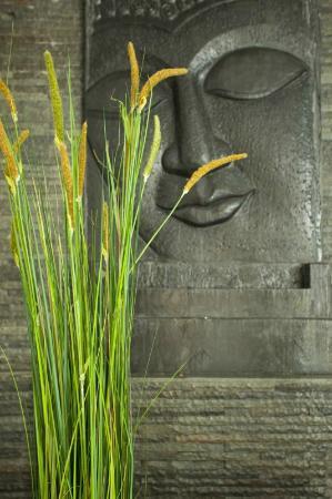 Villa Rendezvous Bali : Indoor water feature