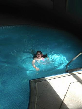 Swimming Pool Picture Of Novotel Newcastle Airport Newcastle Upon Tyne Tripadvisor