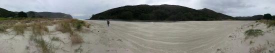 Cape Reinga, New Zealand: Tapotupotu Beach