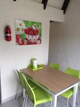 VVF Villages Montagnac-Mediterranee: Intérieur des logements 4/5 personnes