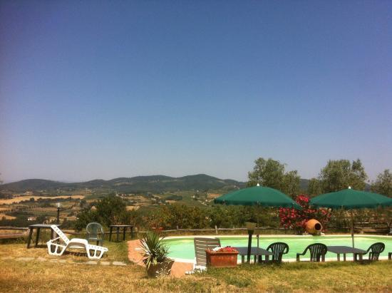 Montespertoli, İtalya: Agricampeggio Cipollatico
