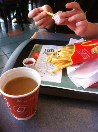 McDonald's Heinola