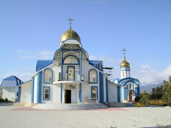 ‪Temple of Martyrs and Confessors of Russia‬