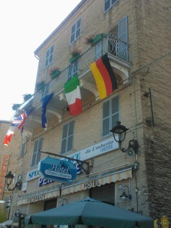 """Delfino Azzurro : il """"nostro"""" balcone"""