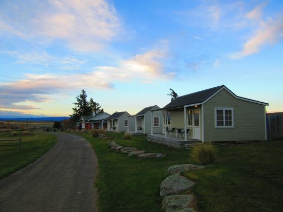 Wedderburn, Nueva Zelanda: Cottages