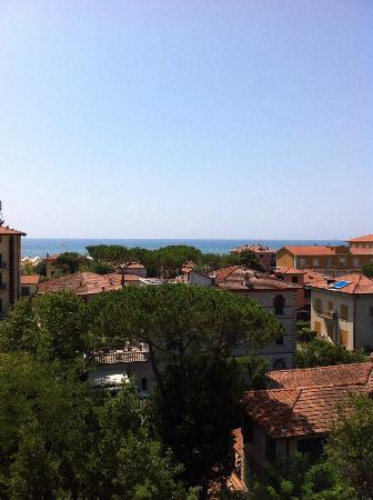 Hotel La Bitta - Pietrasanta: Panorama dal Solarium