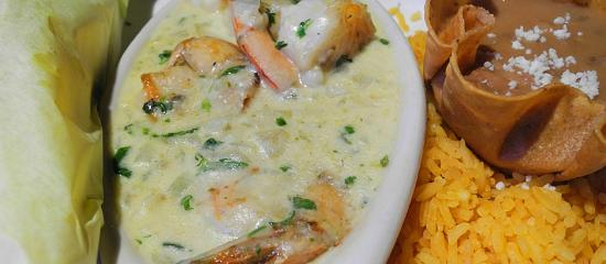 En Fuego Cantina & Grill: En Fuego Borracho Shrimp