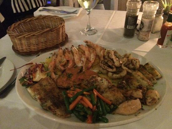 Grazia Restaurant East London South Africa